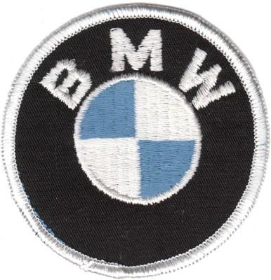 Verrassend Origineel BMW Logo Opnaai-embleem | BMWpatch01 JQ-37