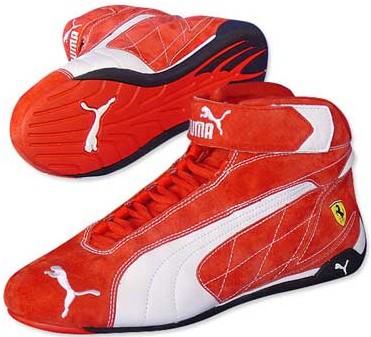 Puma Ferrari Team Sneakers - Half hoog