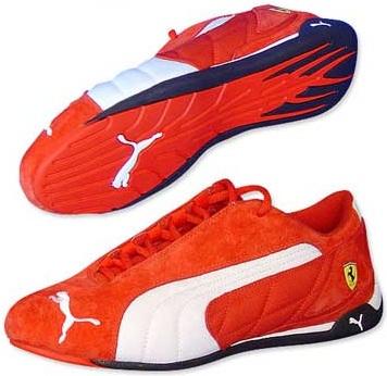 Puma Ferrari Kleding