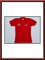 Futuro Pilota Monaco Grand Prix Polo Shirt in Kindermaten